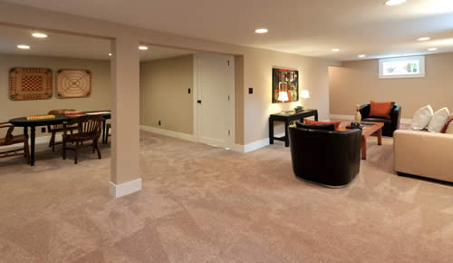 Basement Finishing Services Wisconsin